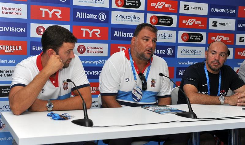 Savić i Filipović na konferenciji pred EP