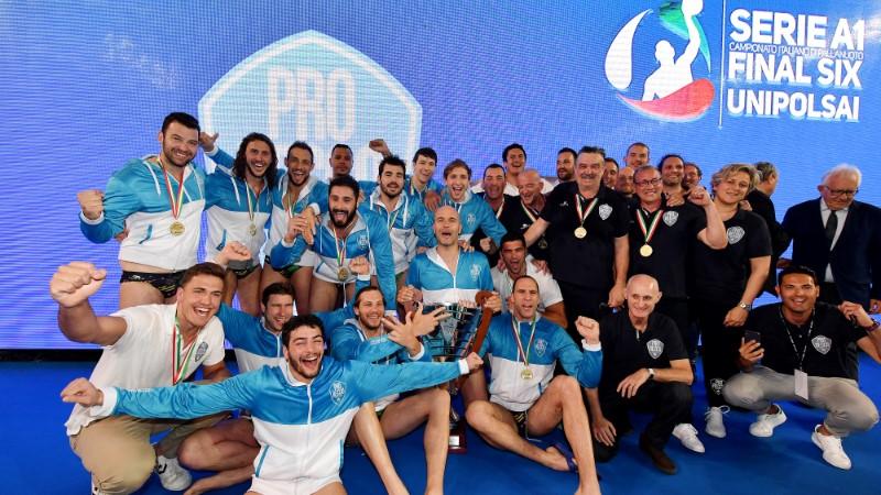 Pro Reko šampion Italije 2019.