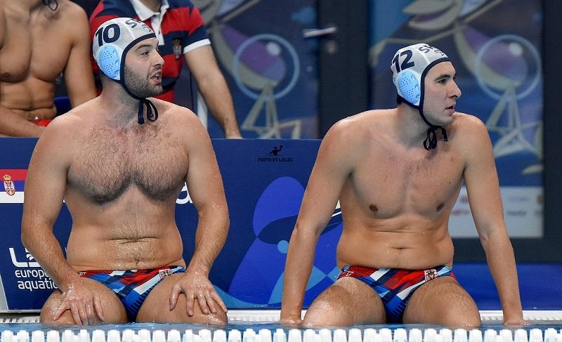 Vaterpolo EP, Filip Filipović i Stefan Mitrović