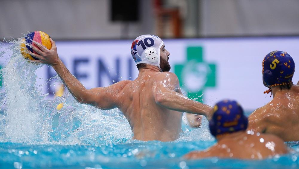 Filip Filipović, Srbija - Španija, Svetska liga 2021.